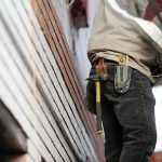construction worker hurt on job